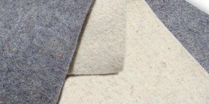 premium wool pad